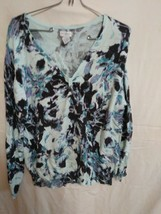 Jaclyn Smith Women's Blouse Size XXL RN 42000 - $17.81