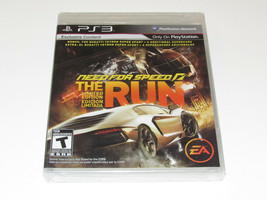 Need for Speed: The Run  Limited Edition  playstation 3 - $7.99
