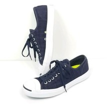 Converse Jack Purcell Canvas Low Tops Mens Sz 9 Womens 10.5 Blue Sneaker... - $42.08