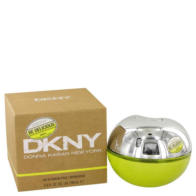 Donna karan be delicious perfume 3.4 oz