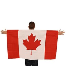 Aguila Canadian Flag Body Cape by Aguila - $15.74