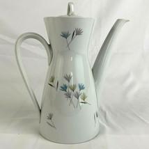 Rosenthal Raymond Loewy Tea Pot Blutenspiel MCM Germany - $58.08