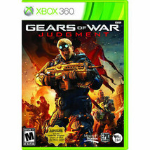 Gears of War: Judgment (Microsoft Xbox 360, 2013) TESTED - $7.70