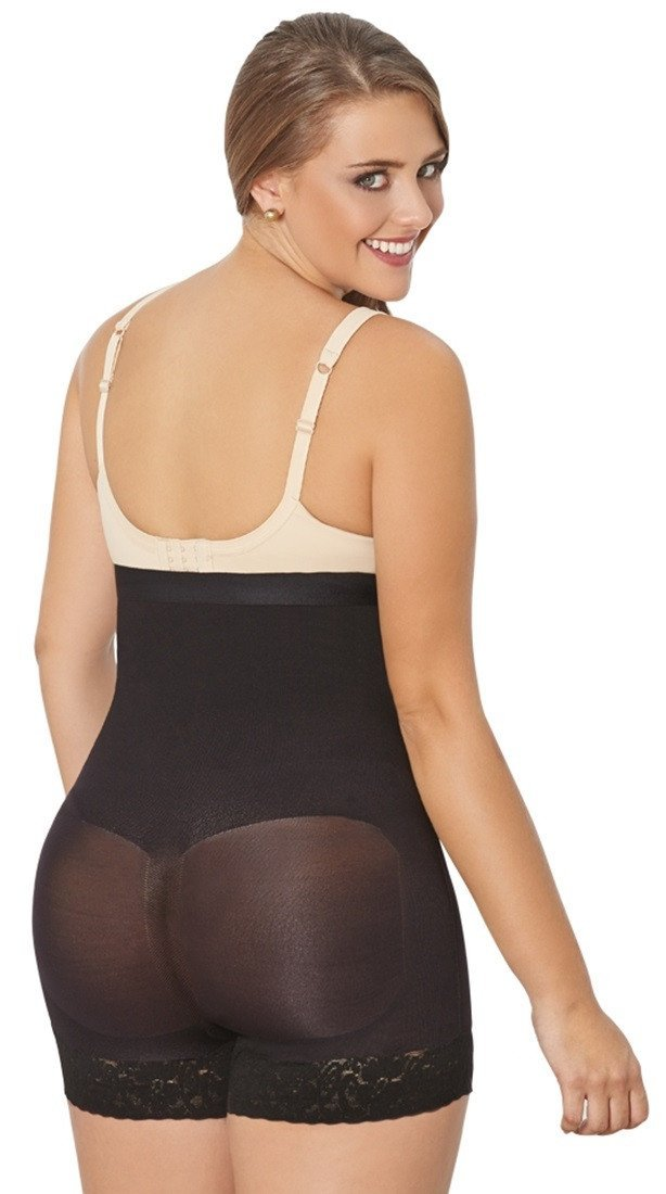 Co'Coon Plus Size Shapewear 4505 High Waist Thermal Girdle to size 5X