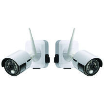 Lorex By Flir Add-on Rechargeable Wire-free 1080p Security Cameras (2 Pa... - $317.27
