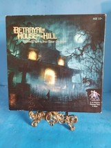 Betrayal at House on The Hill Board Game (2nd Edition) Avalon Hill Compl... - $18.69