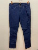 Forever 21 Dark Wash Skinny Ankle Stretch Women's Denim Jeans Size 27 - $17.49