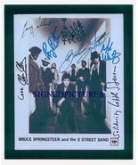 BRUCE SPRINGSTEEN & E STREET BAND SIGNED AUTOGRAPH 8X10 RP PHOTO - $18.99