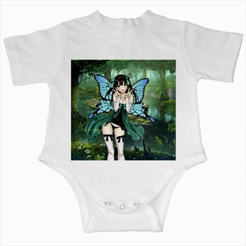 Primary image for Anime fairy sexy  infant baby creeper bodysuit romper onepiece newborn jumpsuit