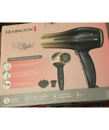 Remington Titanium Fast Dry Hair Dryer with Ionic and Ceramic Technology... - $23.67