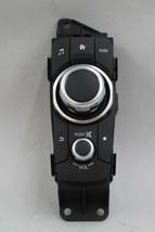 16 17 18 Mazda Miata MX-5 Navigation Radio Control Switch Knob NA1P66CM0A Oem - $168.29