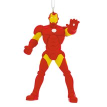 2015 Hallmark Marvel Avengers Iron Man Christmas Tree Ornament! - $10.50