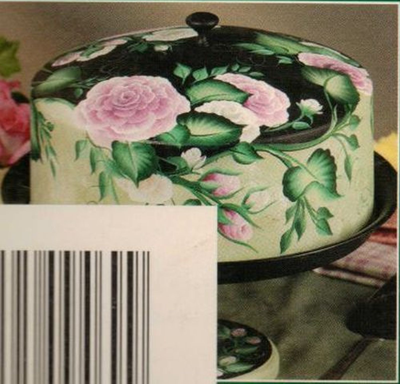 Tole Decorative Painting Just Roses Donna Dewberry Book 19 Projects