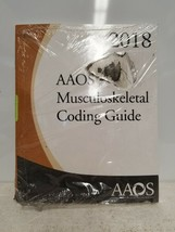 AAOS Musculoskeletal Coding Guide 2018 - $70.95