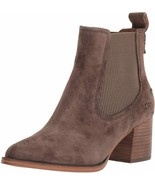 Womens UGG Faye Boot - Mysterious Suede, Size 9 M US [1095063] - $139.99