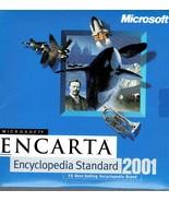 Microsoft Encarta Encyclopedia Standard - Software - $7.00