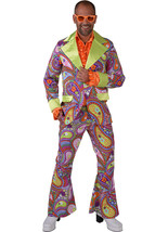 70's Multi Colored PIMP / Hippy Suit - $56.89