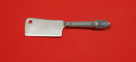 First Love by 1847 Rogers Plate Silverplate Cheese Cleaver HHWS  Custom Made - $59.00