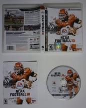 NCAA Football 10 [PlayStation 3 2009] 2010 2k10 Utah college sports COMP... - $7.16