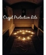 Crypt protection ritual (invulnerability) - $500.00