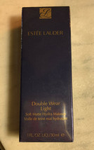 Estee Lauder Double Wear Light Soft Matte Hydra Makeup - 6N2 Truffle - $21.77