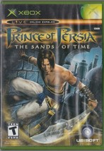 Prince of Persia: The Sands of Time (Microsoft Xbox, 2003) - $7.15