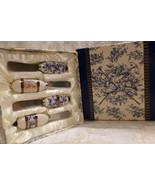 Porcelain Handle Spreaders Mud Pie NIB - $35.00