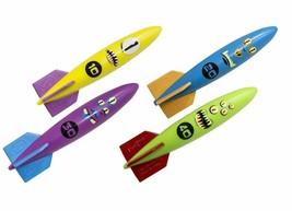 Swimways Toypedo Bandits Pool Diving Toys - Sinking Torpedo Swim Toys - ... - $5.55