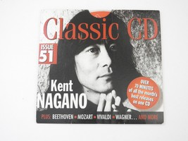 Classic CD Issue 51: Kent Nagano (Paper Sleeve) - Usually ships in 12 ho... - $12.22
