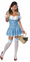 SECRET WISHES DOROTHY ADULT WOMENS COSTUME VARIOUS SIZES 888294 BRAND NEW - $21.99