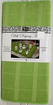 "Kitchen Microfiber Quick Drying Mat, washable, (16""x 24"") LIGHT GREEN CO... - $13.85"
