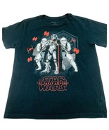 Star Wars The Force Awakens Boys T Shirt M - $12.00