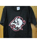 Buffalo Sabres Youth T-Shirt Majestic Small 6-8 100 % Cotton NHL Team Lo... - $5.99