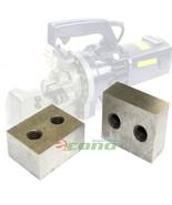 "1 Pair Cutter Blades for Electric Hydraulic Rebar Cutter 1"" ( #8) - $29.69"