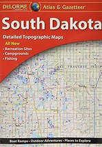 DeLorme® South Dakota Atlas & Gazetteer Delorme Atlas & Gazeteer - $24.53