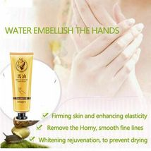 Horse Oil Repair Hand Cream Moisturizing Anti-Aging Skin Whitening Hand Cream  image 2