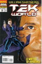 William Shatner's TekWorld Comic #24, Marvel 1994 NM - $3.00