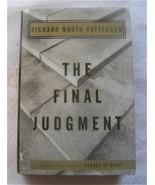 The Final Judgment – Richard North Patterson 1995 HC DJ #novels #fiction - $6.49