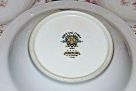 Noritake China (8 Dessert Bowls) Charmaine 5506 AA20-2360H Vintage image 3