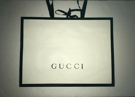 Gucci Paper Bag - $34.65
