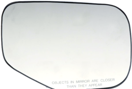 Fits 06-14 Ho Ridgeline Right Pass Heated Convex Mirror Glass w/ Holder - $26.68