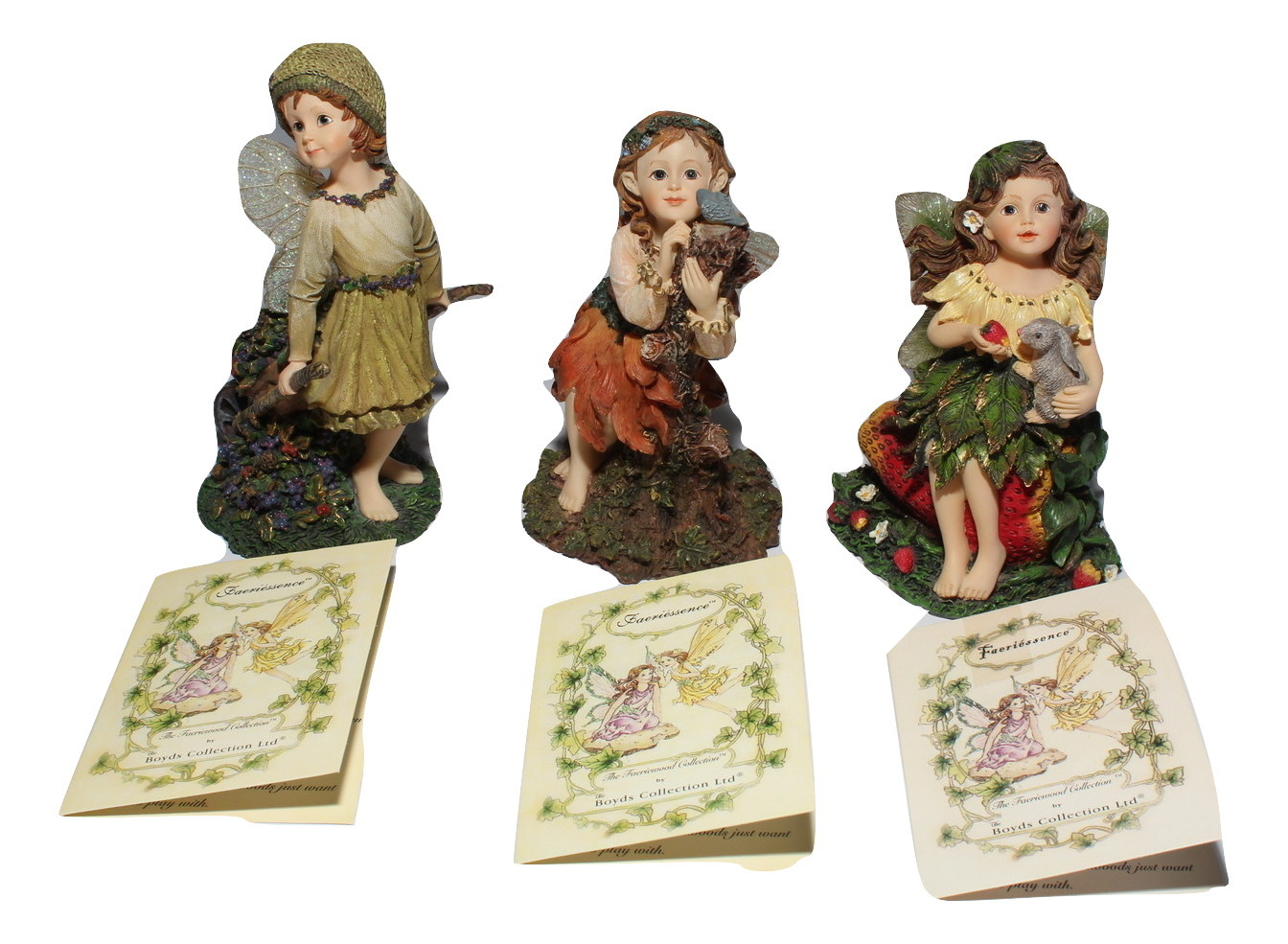 Faeriessence The Faeriewood Collection Serenity Faerieperch...Quiet Time 36022 - $49.97