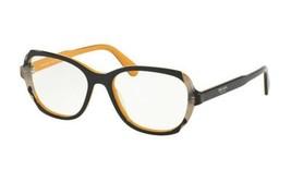 Prada Eyeglasses PR03VV-30Z1O1-54 Size 54mm/17mm/140mm Brand New W Case - $134.32