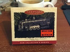 Hallmark - Keepsake Ornament - 700E Hudson Steam Locomotive - LIONEL Train - £6.42 GBP