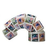 USPS Forever A Flag For All Seasons Postage Stamps (Self-Adhesive Roll ... - $104.92
