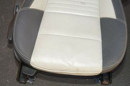 08 Volvo C30 R-DESIGN Front Seats W/ Airbags & Tracks image 4