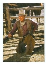 John Wayne trading card (The Duke Actor) 2005 Brygent #66 Total Pro - $4.00