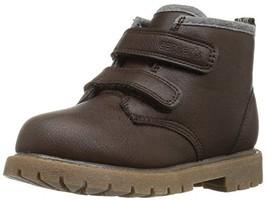 Carter's Boys' Gyor Fashion Boot, Brown, 10 M US Toddler - $486,52 MXN