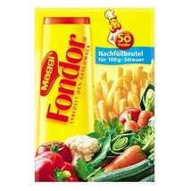 Maggi FONDOR Seasoning -Refill pouch-100g -Made in Germany- FREE SHIPPING - $9.65