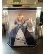 Happy New Year 2000 Millennium Princess Barbie Doll Keepsake Edition Sea... - $39.99